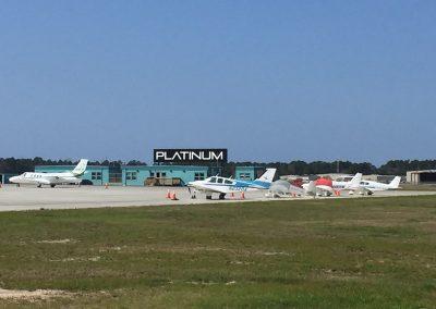 Platinum-Air-Center-Ramp-View