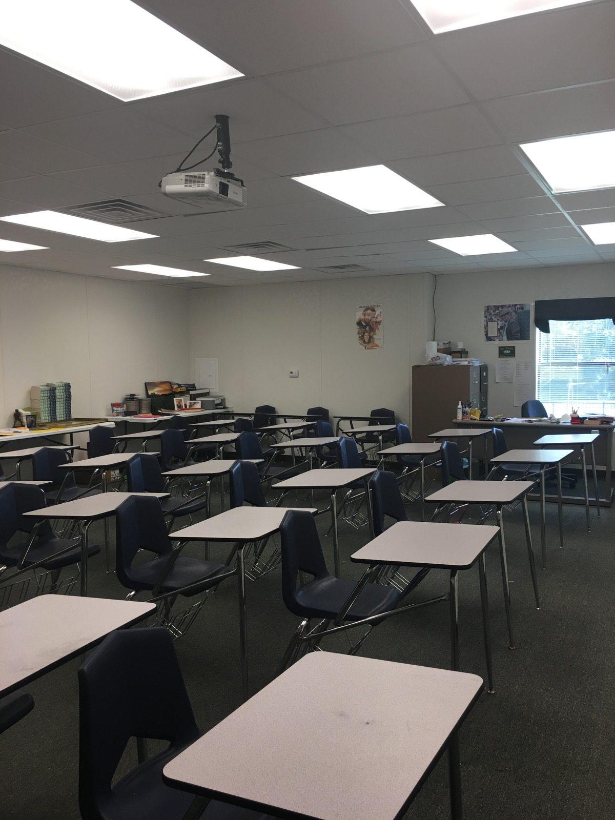modular classroom building 5