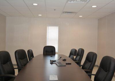 Hunt Refining Conference room
