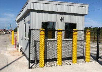 guard shack building 1